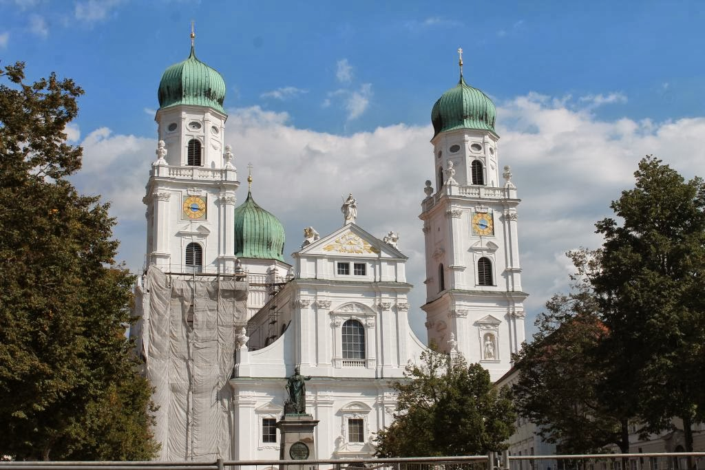 St.Stephan in Passau